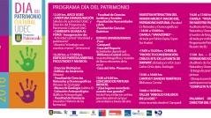 programa patrimonio 2016