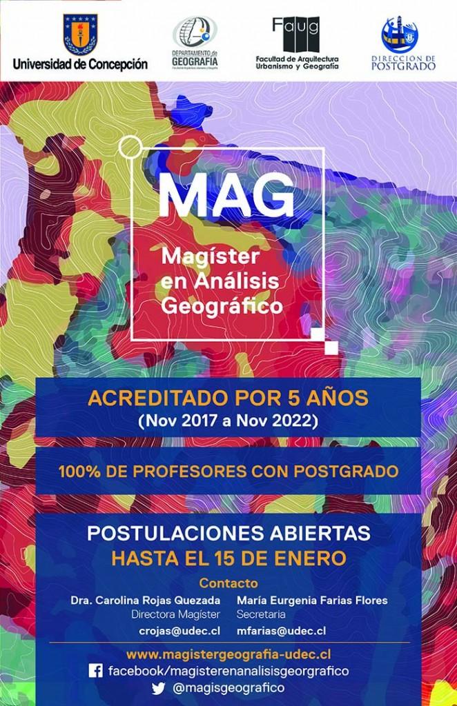afiche MAG