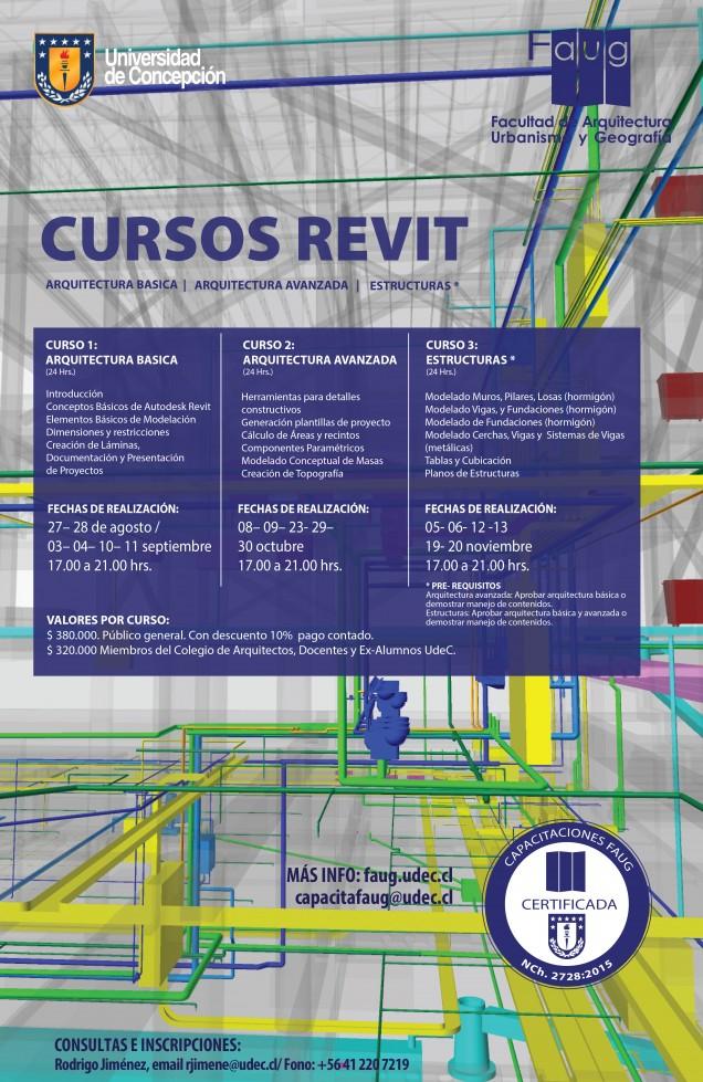 CURSO REVIT 2018 agosto8