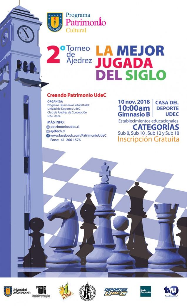 segundo torneo de ajedrez cc