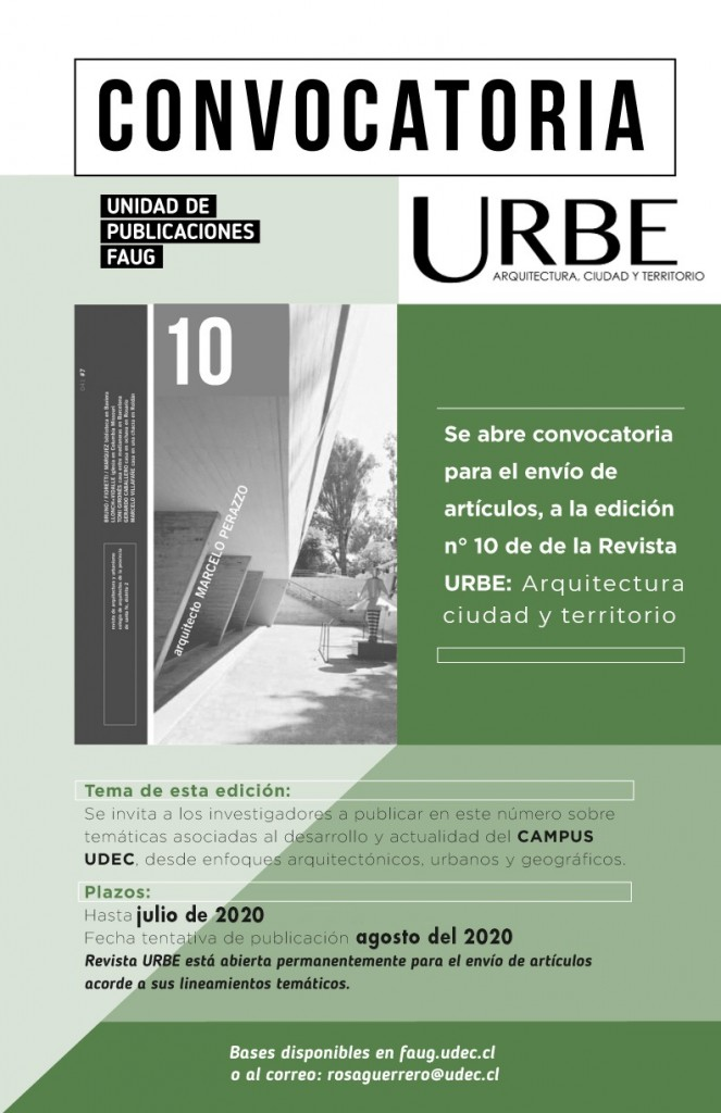 Convocatoria junio REVISTA_URBE_