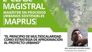 2 clase magistral maprus
