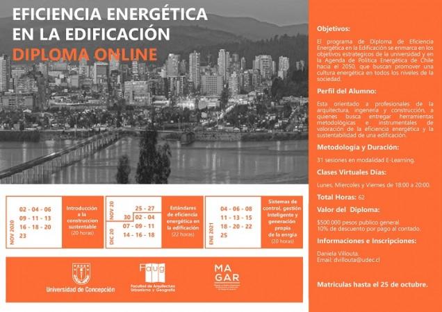 AFICHE DIPLOMA EFICIENCIA ENERGETICA