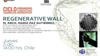charla regenrative wall 14hrs