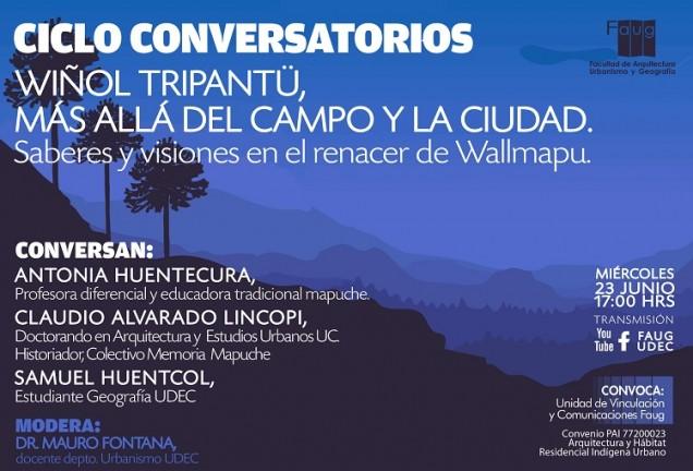 CONVERSATORIO WIÑOL TRIPANTÜ